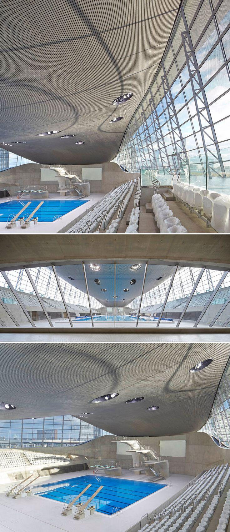 Aquatics Centre - Pictures