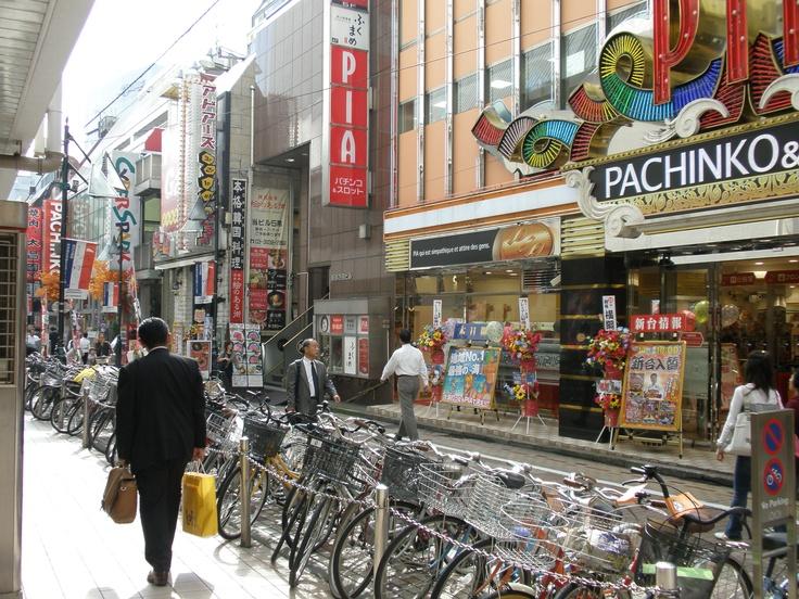 Pachinko, Tokyo