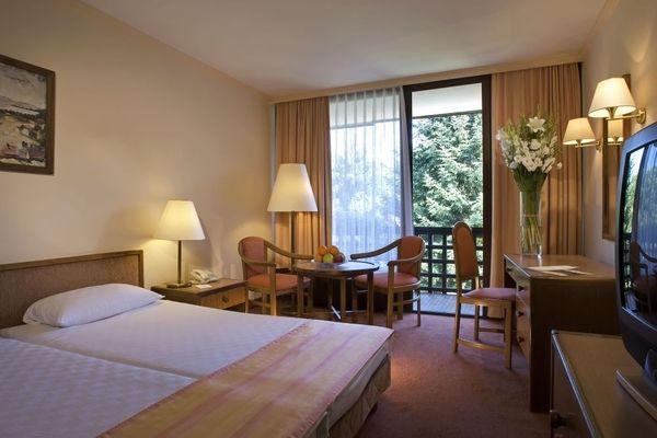 Danubius Guestroom - Danubius Health Spa Resort Sárvár - hotel Sárvár