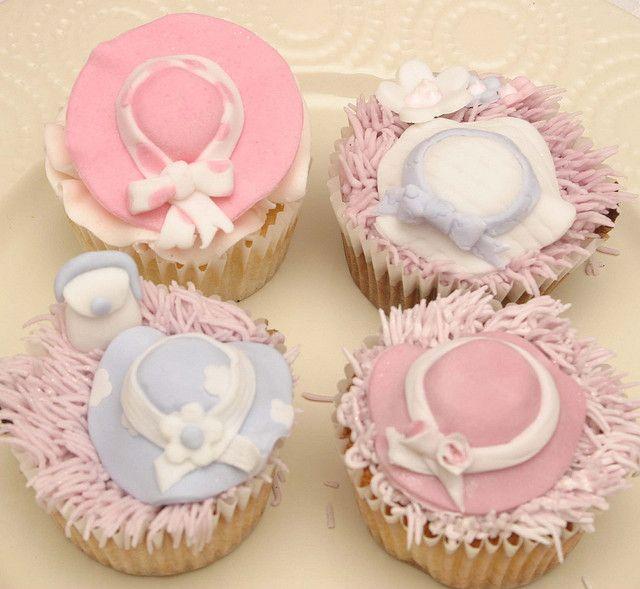 Cakes Tea Cupcakes