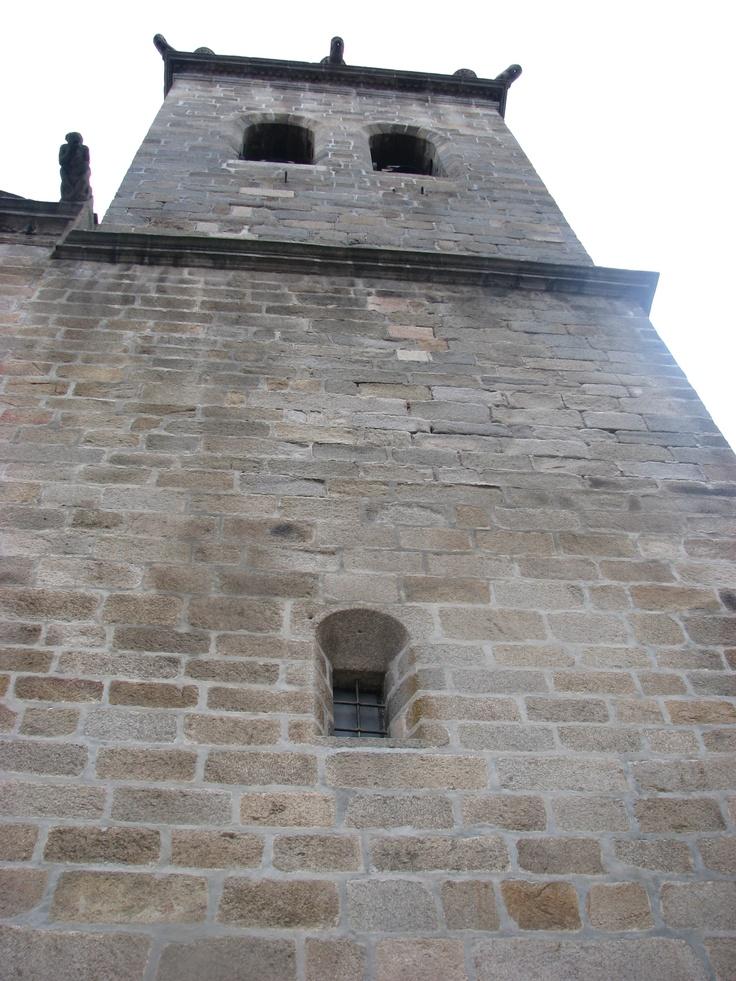 Torre de la Iglesia de Santa María la Mayor.