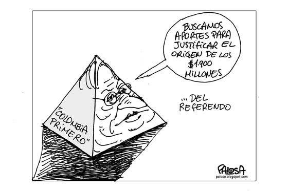 Colombia primero Publicado 1 de diciembre de 2008, El Espectador