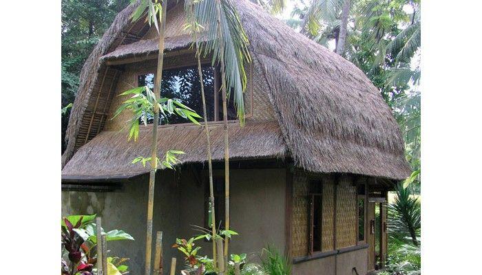 Ubud Contemporary Eco Bali-style Lumbung | Tiny House Vacations