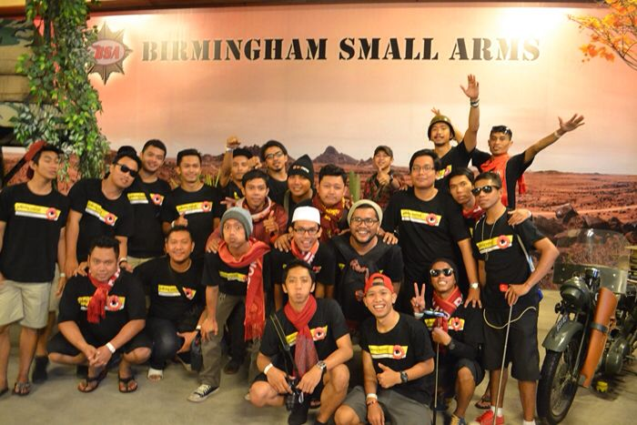 #Throwback Roma Club Indonesia gathering at Museum Angkut, Malang.