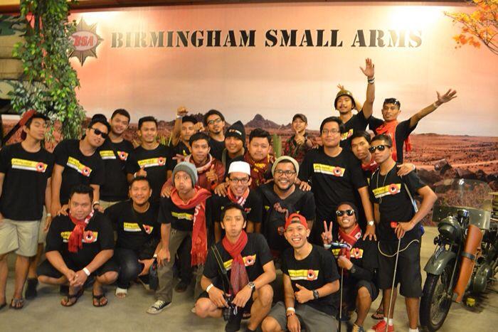 #Throwback Roma Club Indonesia gathering at Museum Angkut, Malang.