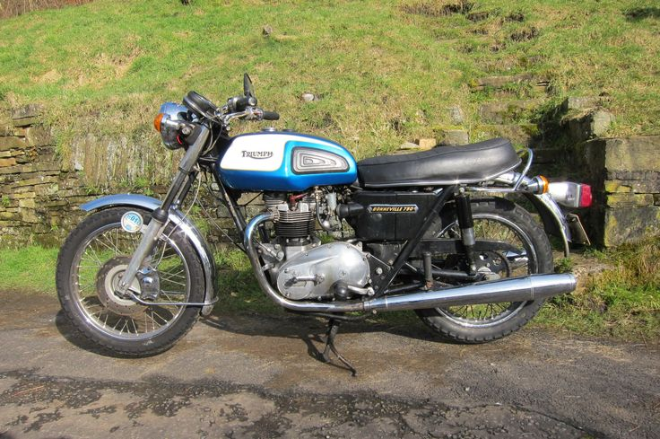 Old Triumph Motorcycles for Sale | Bikes for Sale