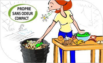 Définition et tout savoir du lombricompostage par le spécialiste reconnu de la valorisation des déchets de cuisine par les vers de compost.