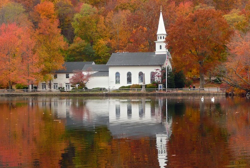Cold Spring Harbor, Long Island.