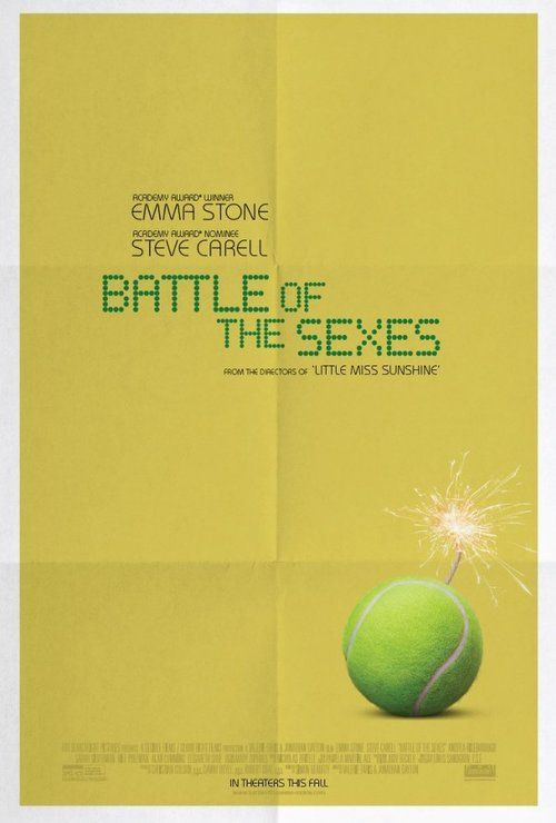 Battle of the Sexes (2017) Full Movie Streaming HD