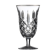 My Waterford Araglin.  I had another crystal pattern but fell in love with this one while Mom and I were in Ireland.  She bought me my first 4 to start my set.  :)