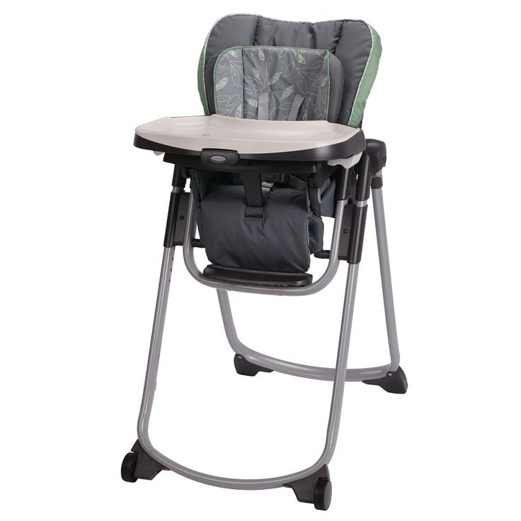 Graco Slim Spaces High Chair Greenhill Graco Babies