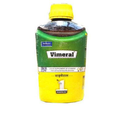120 ML Virbac Vimral Multivitamin Supplement - VITAMIN FOR DOG OR CAT