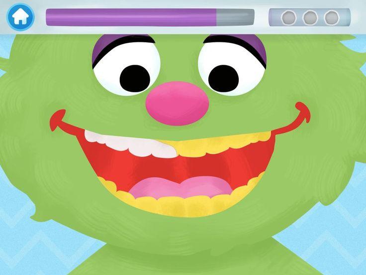 Cookie Monster's Challenge App {Review} App, Challenges