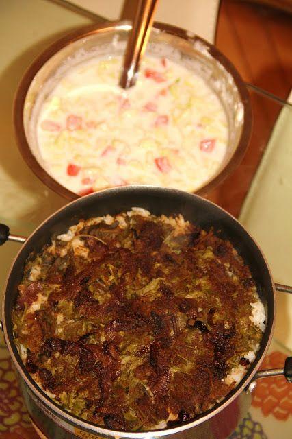 ROYAL INDIAN BIRYANI Nizami Biryani chicken 8 pcs Onions: 2 Yogurt: 1 cup basmati 2 cups Bay leaves 4 Cinnamon sticks, 1 inch Cloves: 6 Peppercorns 8 Green cardamoms 4 Black cardamom: 1 Nutmeg powder: ¼ tsp Mace petals: 4 Cumin powder:1 tspCoriander powder: 1 tsp Cumin seeds: 1 tsp Garam masala pd: 1 tbsp Kewra essence: Rose water: Saffron Warm milk: ½ cup kothmir 1 cup Mint leaves,1 cup Ghee ( 6 tsp Salt Water: 3 cups Wheat flour dough: For sealing the lid