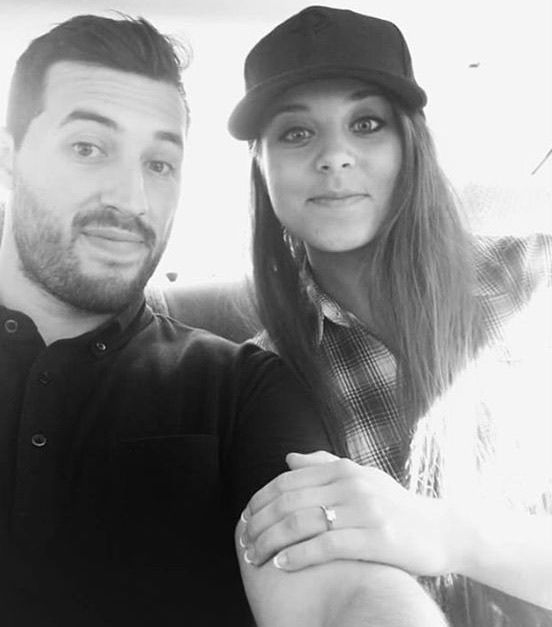 Jeremy Vuolo and Jinger Duggar engaged