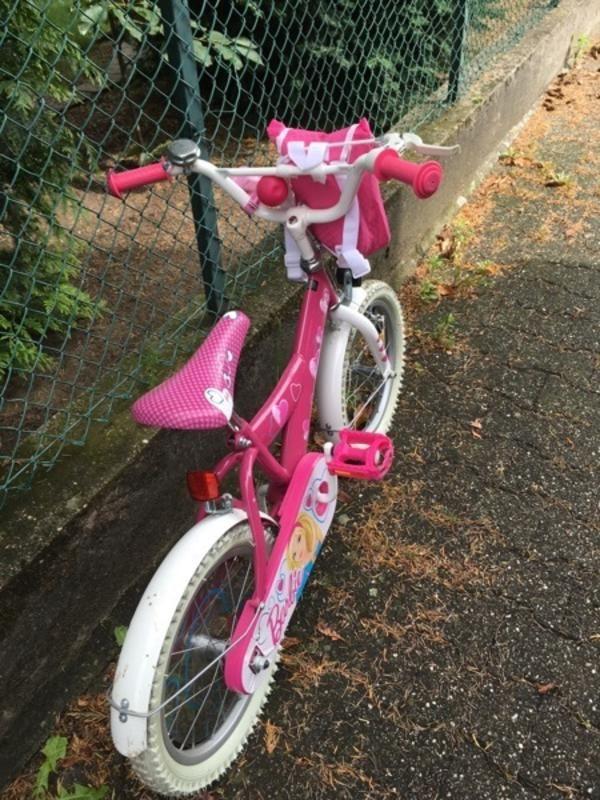 Verkaufe Kinderfahrrad 16 Zoll: Kleinanzeigen aus Mutterstadt - Rubrik Kinder-Fahrräder