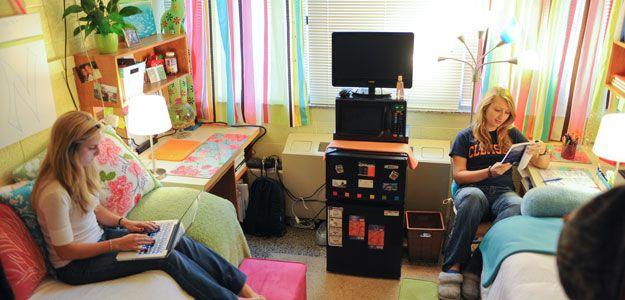 The Shoeboxes  Clemson Home  Clemson Home  Pinterest  ~ 103902_Clemson Dorm Room Ideas