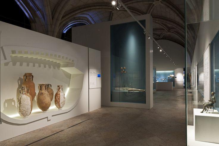 Museu nacional de arqueologia: O Tempo resgatado ao Mar