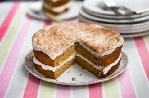 Weight Watchers coffee tiramisu cake recipe - goodtoknow
