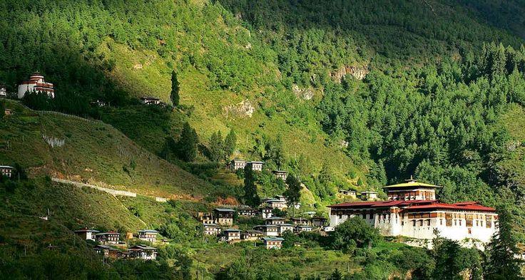 Tieto chodníky v Bhutáne sú jedny z najlepších na svete
