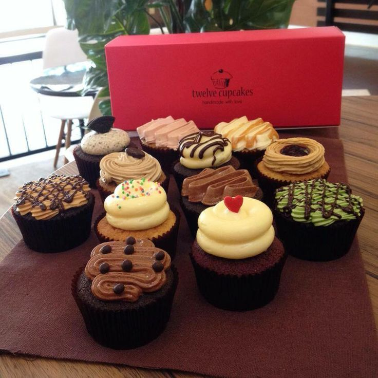 There's no better treat than something sweet. Enjoy Twelve Cupcakes at Kuningan City LG