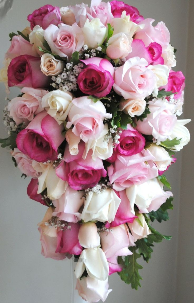 13 best wedding flowers images on Pinterest | Bridal bouquets ...