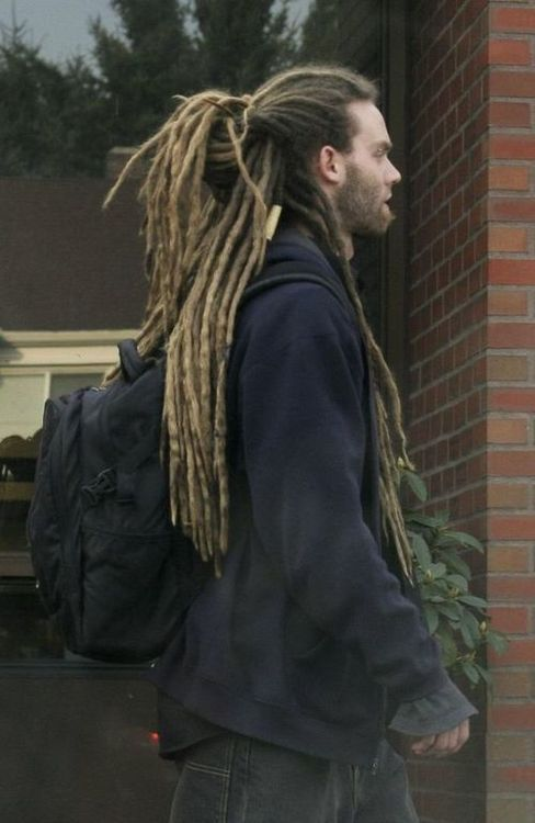 how to grow dreads out