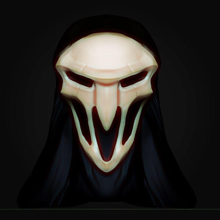 Reaper zbrush