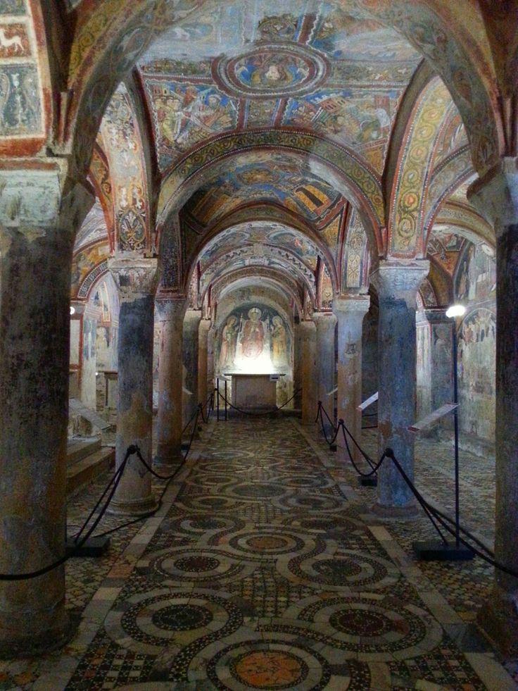 Ciao,bella Италия...: Средневековая Сикстинская капелла