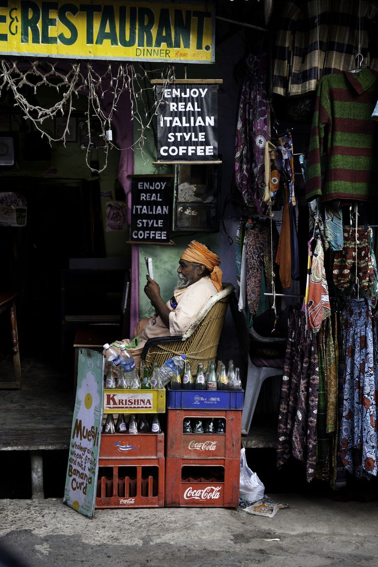Read any good books lately? Photo ©Steve McCurry. India