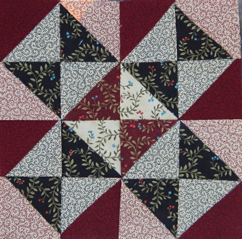 I can't believe this is week 45 of Barbara Brackman's Civil War Block of the Week! I have quite a nice pile of blocks accumulated and am looking forward to putting them all together. …