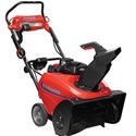 "Simplicity SS922EX (22"") 205cc Electric Start Single Stage Snow Blower w/ Quick Chute"