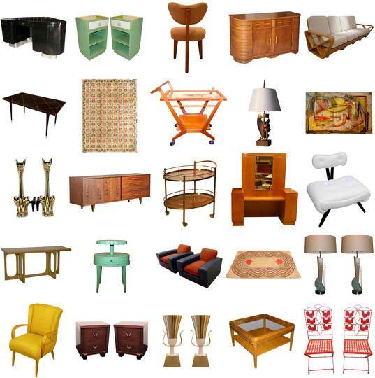 1940s Interior Design Ideas 1940s Interiors And Retro