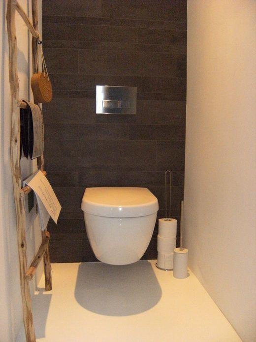 AJK Holdings Toilet Inspiration, #Toilet Mooi tegelwerk achter toiletpot - sierlijk Rest is niet van toepassing op onze wensen
