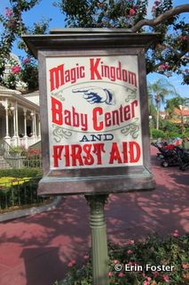 Get to Know the Disney World Baby Care Centers