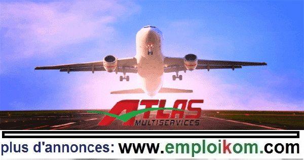 Atlas Multiservices Recrute Des Agents Support Maintenance Et Des Agents Budget Et Controle Curriculum Vitae Budgeting Commerce International