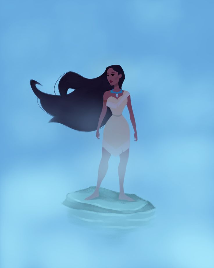 Happy 20th anniversary Pocahontas! This month marks the anniversary of one of my favorite Disney Films, Pocahontas. Glen Keane's amazing work on this character is continuously inspirational.Prints/apparel of my work available at http://society6.com/dylanbonner
