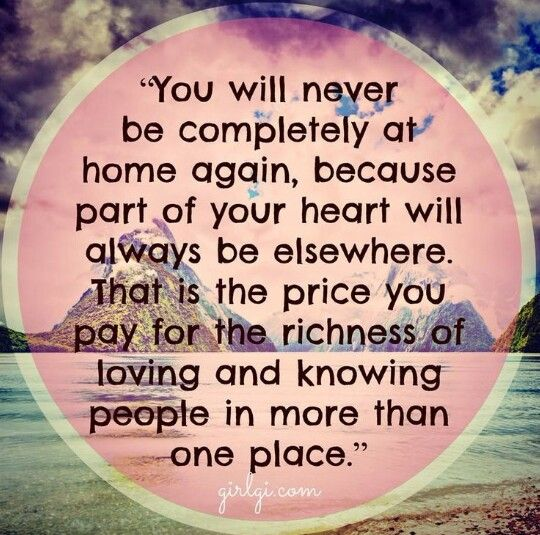 9 best missing home... x images on Pinterest   Live life, Quote ...