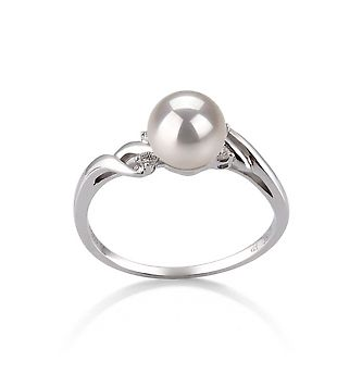 Various Pearl Engagement Rings - The Wedding SpecialistsThe Wedding Specialists