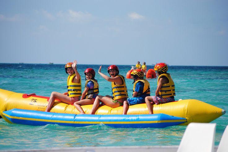 Bannana boat tubing