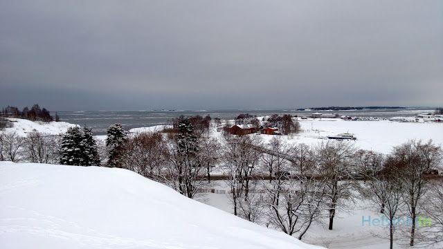 Ullanlinnanmäki in February 2013