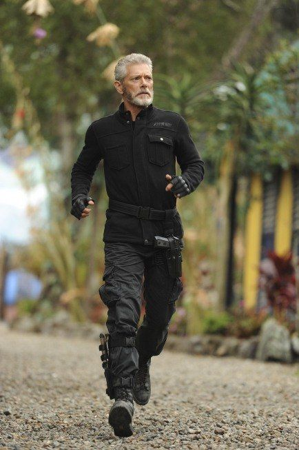 Still of Stephen Lang in Terra Nova (2011)
