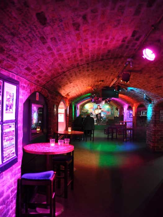 The Cavern Club Liverpool, England. The Beatles rocked here , been there loved it