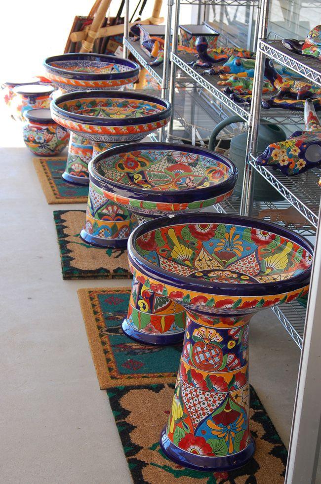 Tavalera Pottery Regalos de Borrego - I'll take all four!!