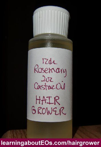 Thinning hair? Make this all-natural hair grower! | Learning About EOs - Using Essential Oils Safely