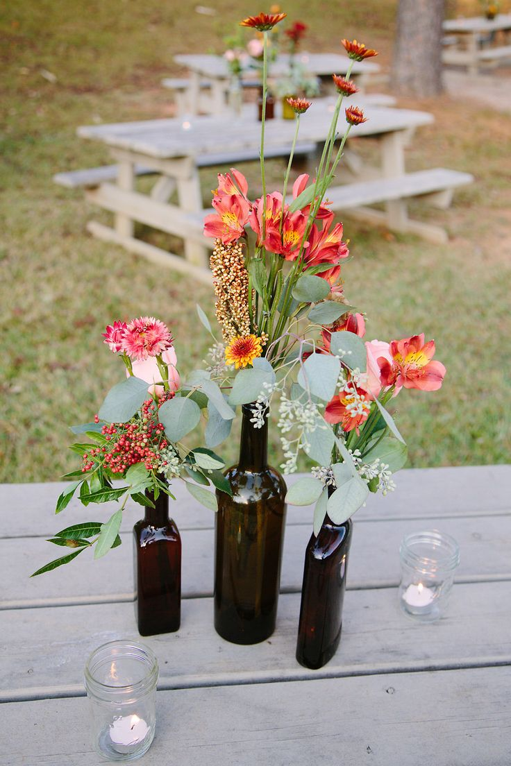 1000 Images About Fall Wedding Centerpieces On Pinterest