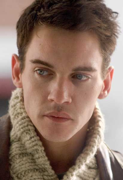 """Jonathon Rhys Meyers *sigh*  Piercing blue eyes and sexy accent.  If you haven't seen """"August Rush"""" then you're missing out BIG TIME!"""