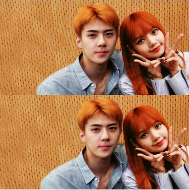 Ff sehun irene dating after marriage