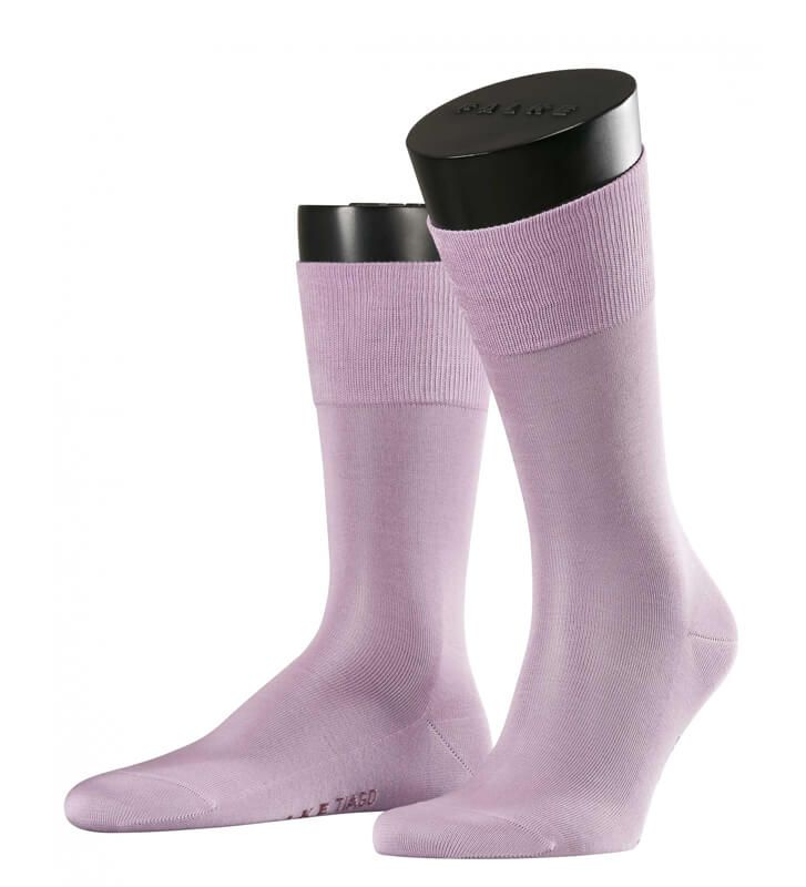 Falke Tiago Socks. Finest Fil d'Ecosse cotton for a subtle sheen with handlinked toes & reinforced stress zones for comfort, style & durability. Free worldwide delivery available.