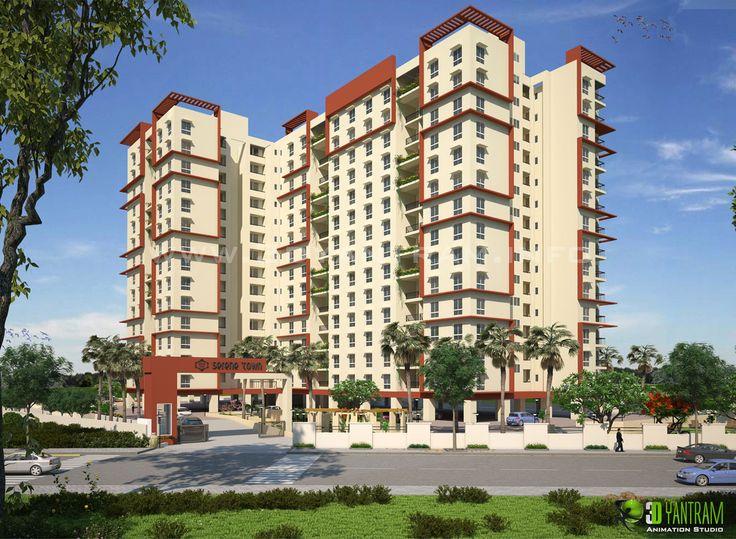 3d Apartment Design Exterior 216 best exterior architectural design images on pinterest | house